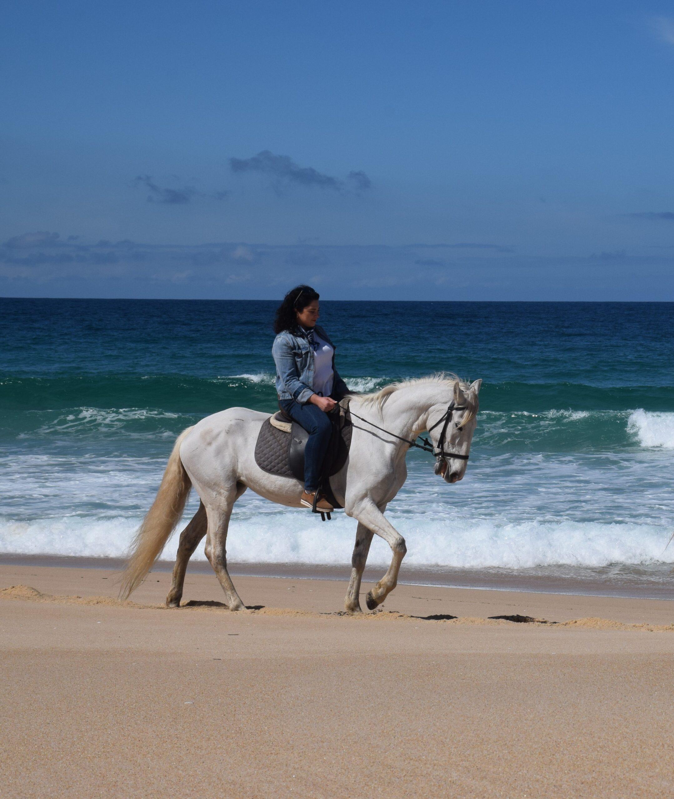 Óceánparti lovaglás
